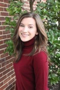 Kate Adams, SMU CCPA Student Fellow