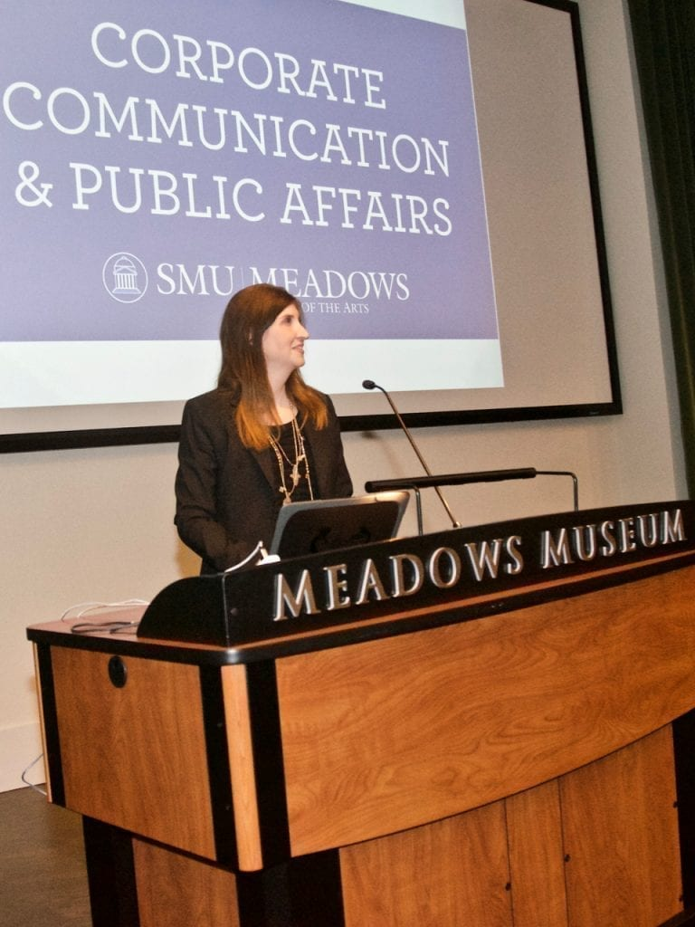 Annual SMU CCPA Awards Reception