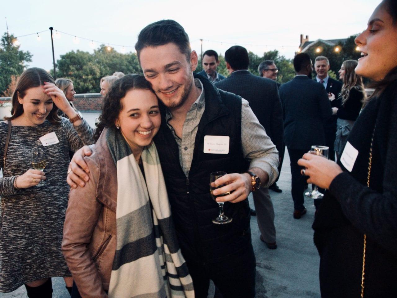 SMU CCPA Alumni at Homecoming 2019