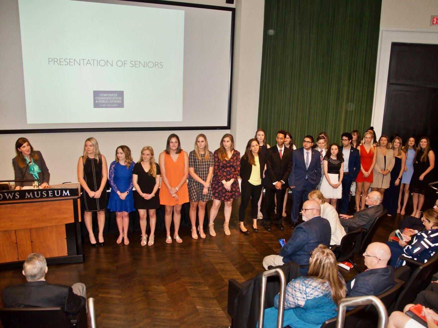 SMU CCPA Awards 2018